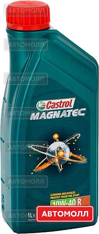Моторное масло CASTROL MAGNATEC 10W-40 R 1L изображение #1
