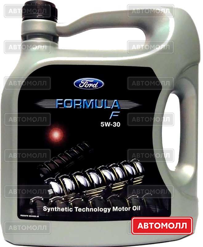 Моторное масло Ford Formula F 5W-30 5L изображение #1