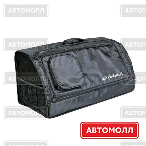 Органайзер Autoprofi Органайзер в багажник TRAVEL, брезентовый, 70х32х30см, чёрный, 1/5 ORG-30 BK изображение #1