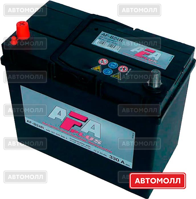 Аккумуляторы AFA 6СТ-52 изображение #1