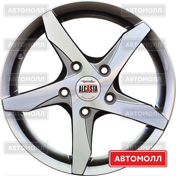 Колесные диски Alcasta M09 изображение #1