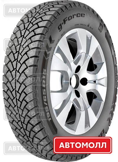 Шины BFGoodrich G-Force Stud изображение #1