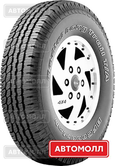 Шины BFGoodrich Long Trail T/A изображение #1
