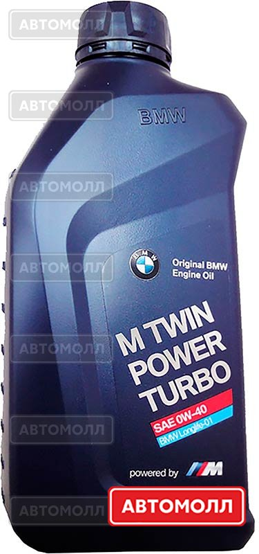 Twinpower Turbo Longlife-01 0W-40 1L