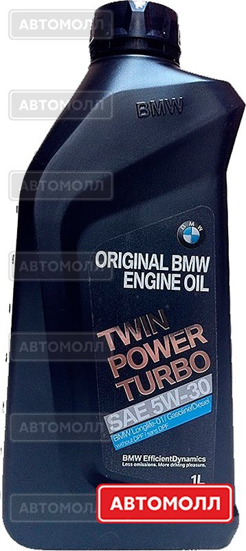 Моторное масло BMW Twinpower Turbo Longlife-04 изображение #1