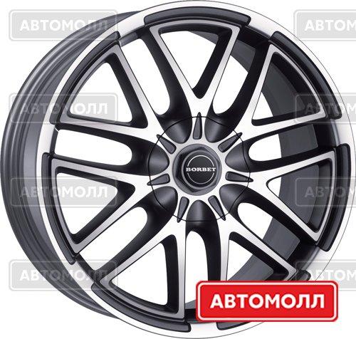 Колесные диски Borbet XA изображение #1