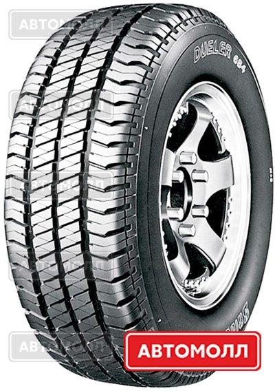 Шины Bridgestone Dueler H/T 684 изображение #1