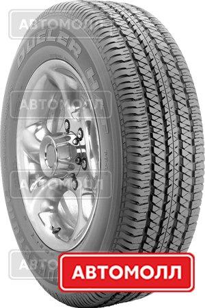 Шины Bridgestone Dueler H/T 684 II изображение #1