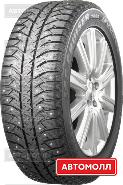 Шины Bridgestone Ice Cruiser 7000 изображение #1