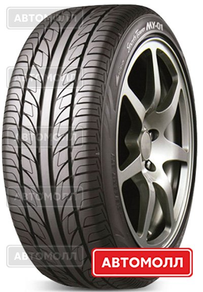 Шины Bridgestone MY-01 Sports Tourer изображение #1