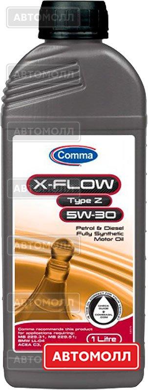 Моторное масло Comma X-Flow Type Z изображение #1