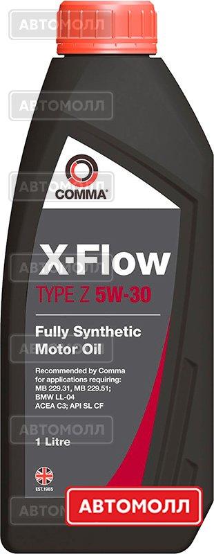 Моторное масло Comma X-Flow Type Z изображение #2