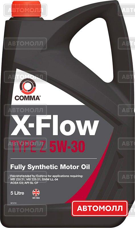 Моторное масло Comma X-Flow Type Z изображение #3