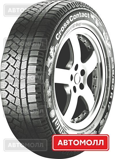 ContiCrossContact Viking 225/55R17 101T