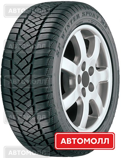 Шины DUNLOP SP Winter Sport M2 изображение #1