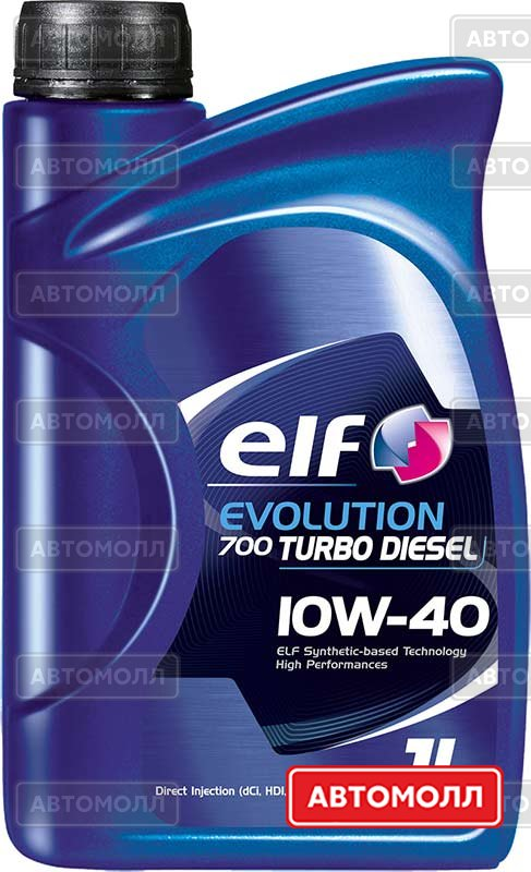 Evolution 700 ST 10W-40 4L