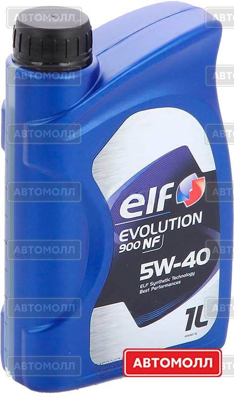 Моторное масло Elf Evolution 900 изображение #1