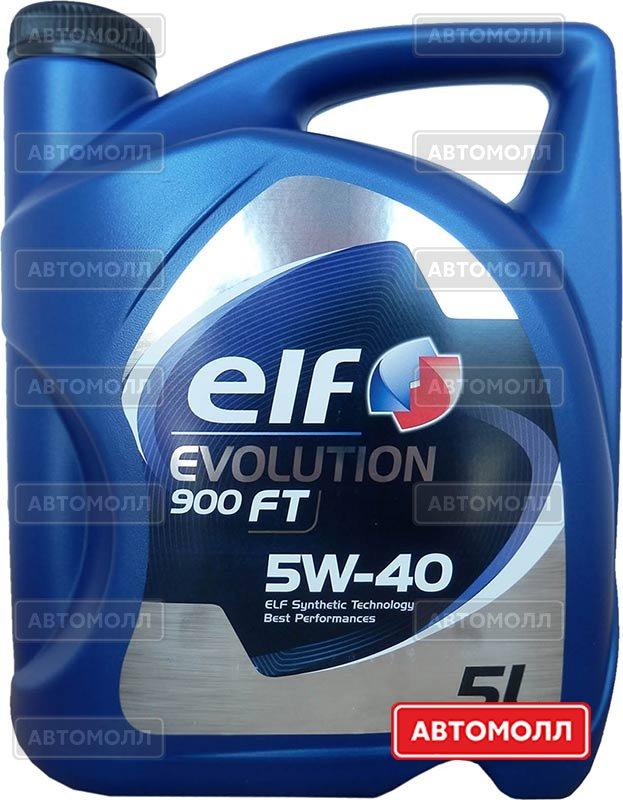 Моторное масло Elf Evolution 900 изображение #2