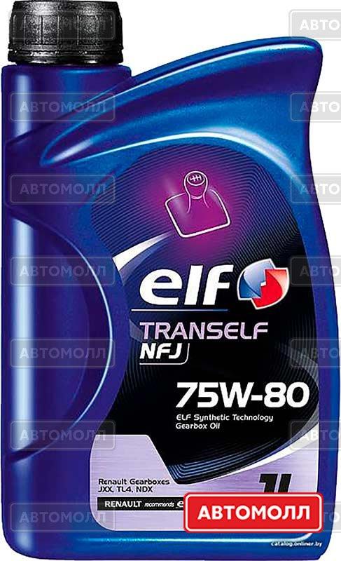 Трансмиссионное масло Elf TRANSELF NFJ изображение #1