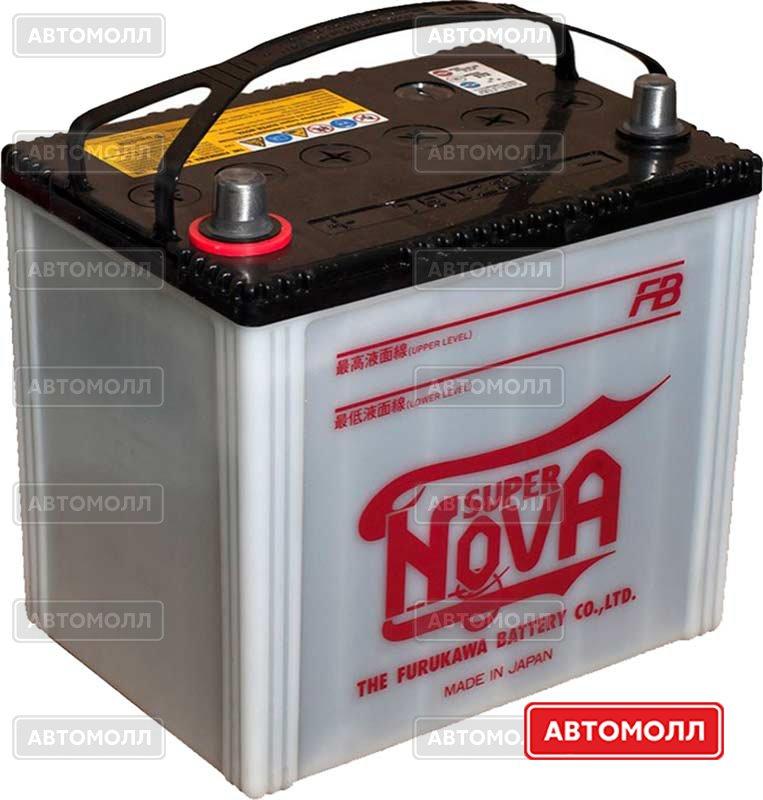 Аккумуляторы FB Super Nova изображение #1
