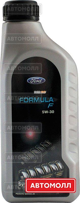 Моторное масло Ford Formula F изображение #1