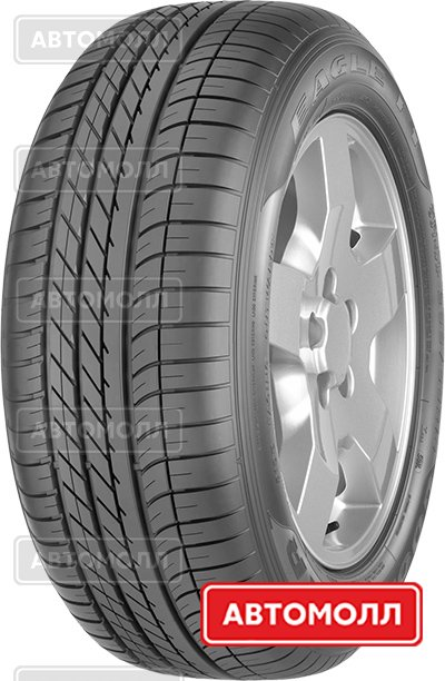 Шины GOODYEAR Eagle F1 Asymmetric изображение #1