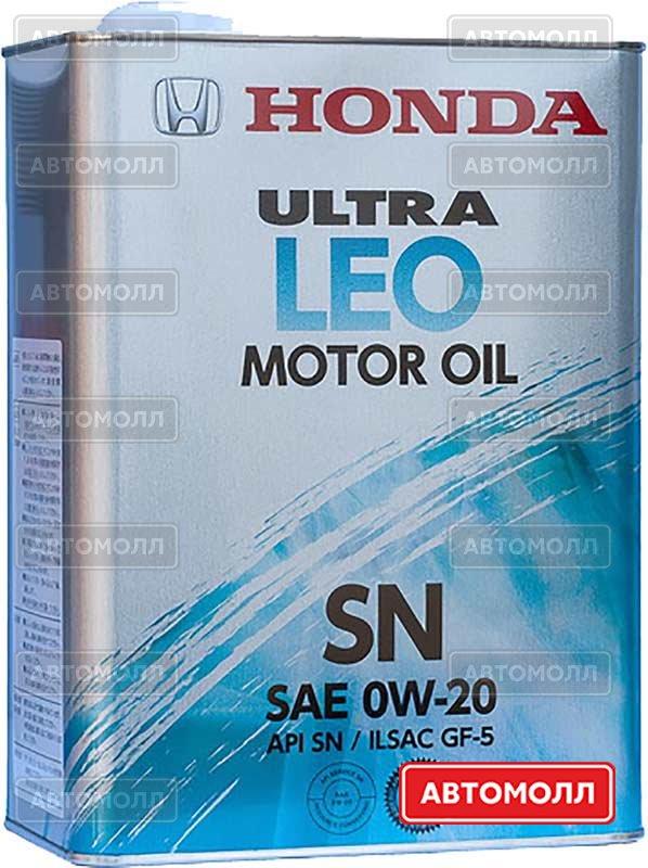 Ultra Leo SN 0w-20 4L