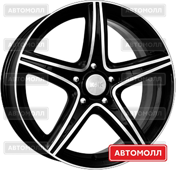 Колесные диски КиК Барракуда изображение #1