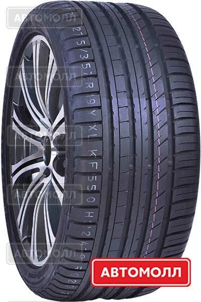 KF550 UHP 245/35R19 93W