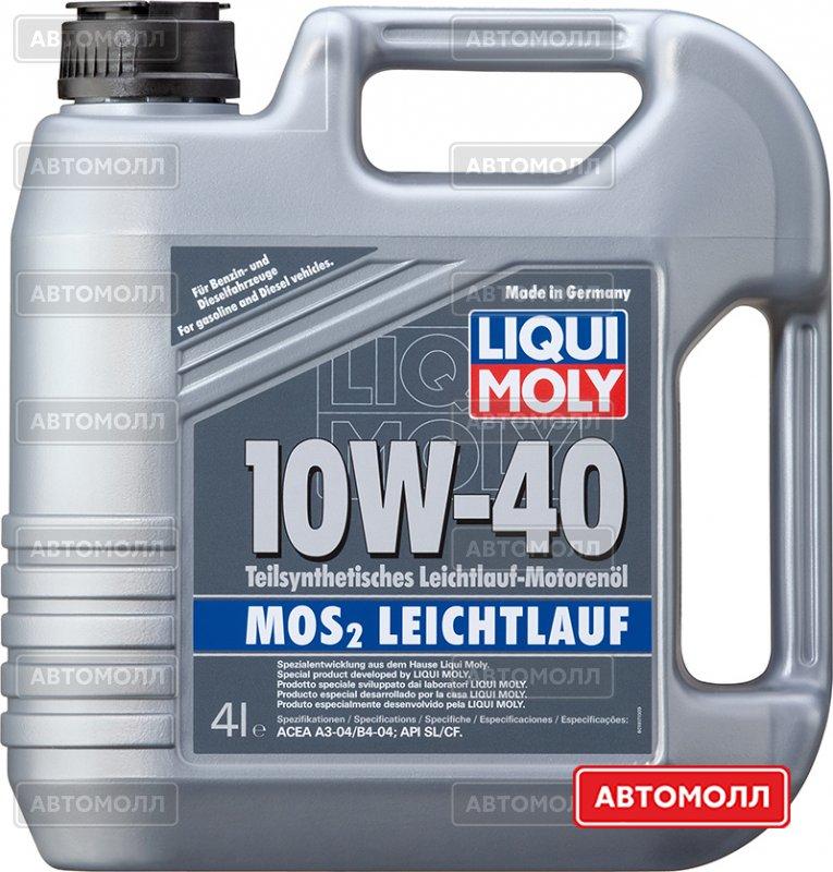 LeichtLauf MoS2 10W-40 1L