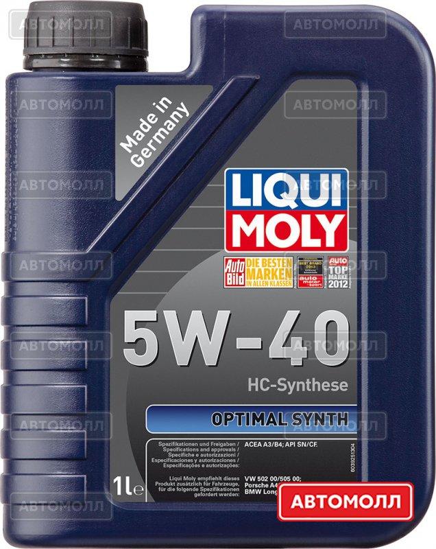 Optimal 10W-40 1L