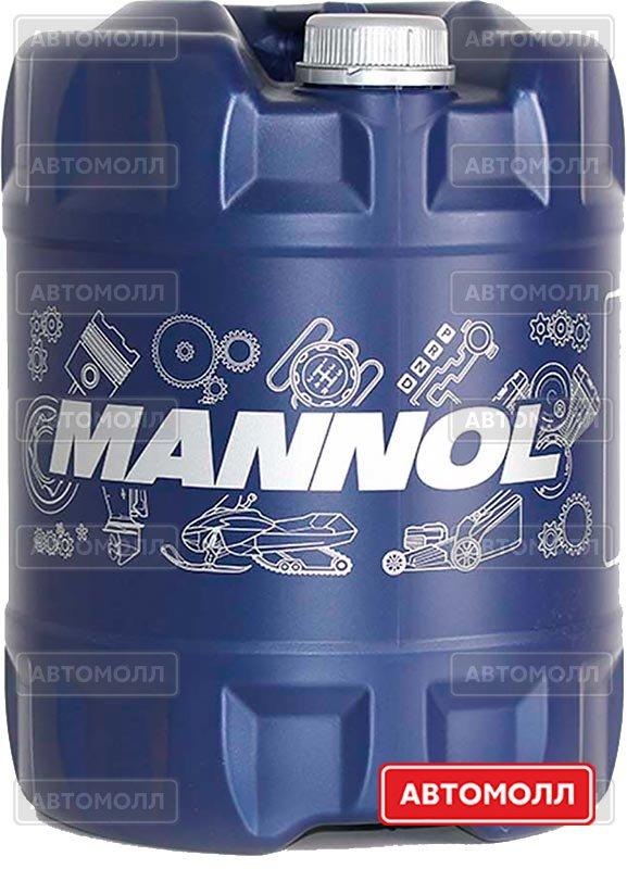 Трансмиссионное масло Mannol ATF DEXRON II D изображение #2