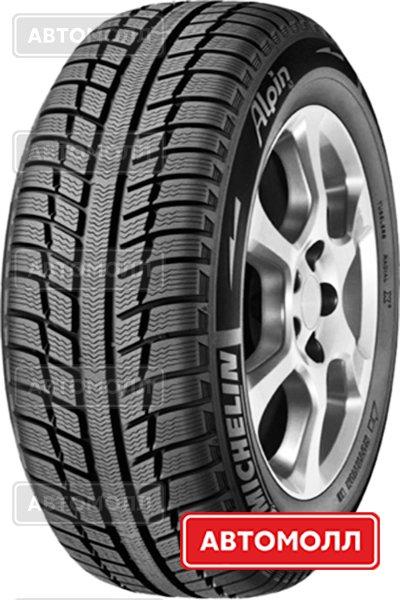 Шины Michelin Alpin A3 изображение #1