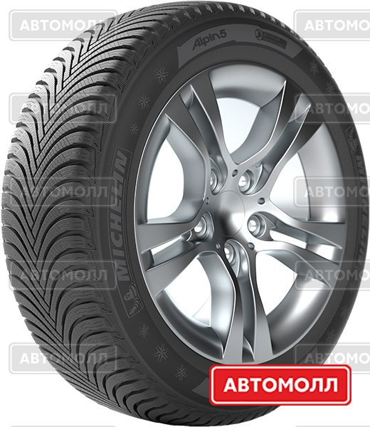 Шины Michelin Alpin A5 изображение #1