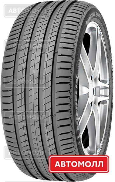 Шины Michelin Latitude Sport 3 изображение #1