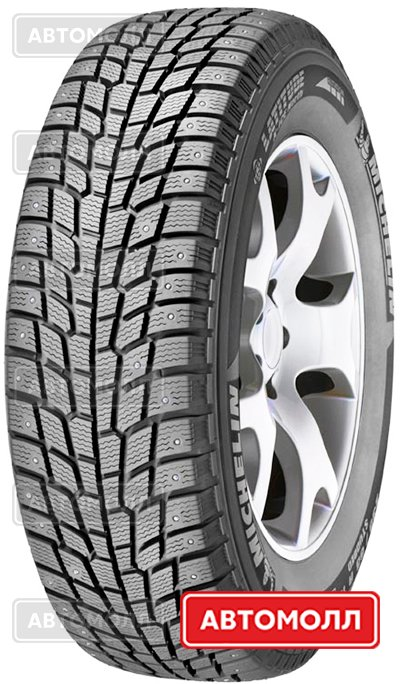 Шины Michelin Latitude X-Ice North изображение #1