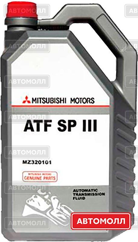 Трансмиссионное масло Mitsubishi ATF SP III изображение #1
