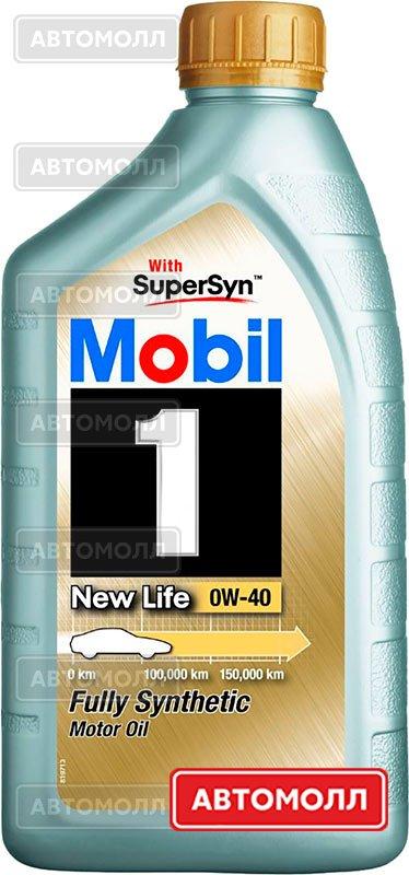 Моторное масло MOBIL 1 изображение #1