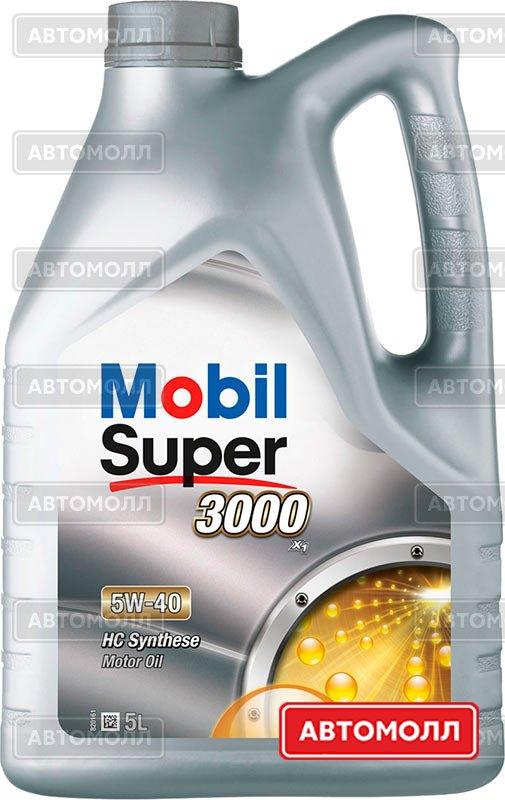 Моторное масло MOBIL Super изображение #2