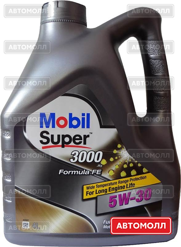 Моторное масло MOBIL Super изображение #4