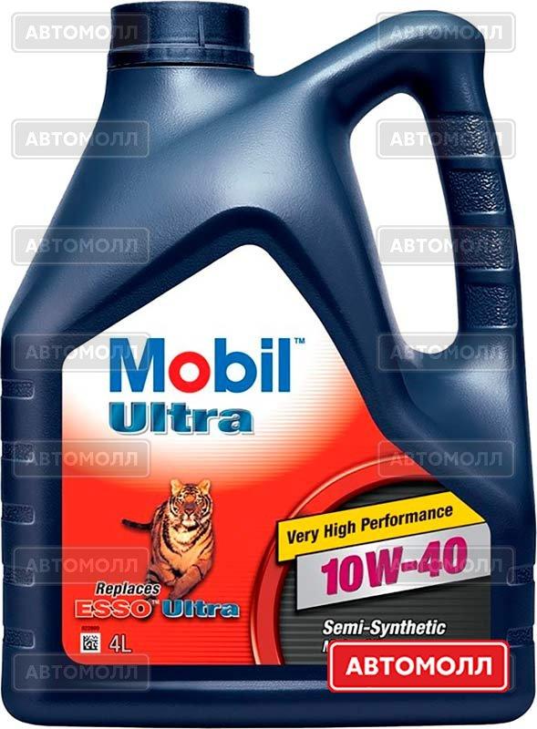Моторное масло MOBIL Ultra изображение #2