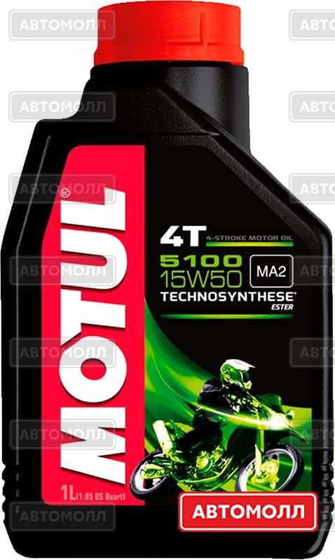 5100 4T 10w40 полусинтетика (1л.)