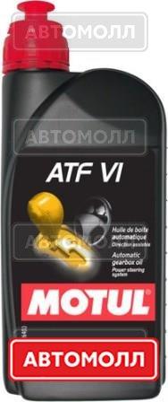 Трансмиссионное масло MOTUL ATF VI изображение #1