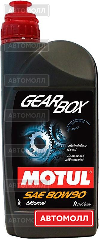 GEARBOX 80W-90 1L