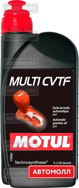 Трансмиссионное масло MOTUL MULTI CVTF изображение #1