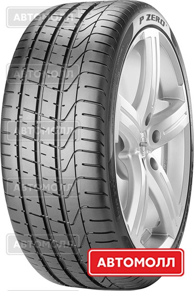PZero 275/40R19 XL 101Y Self-Supporting Run Flat M0