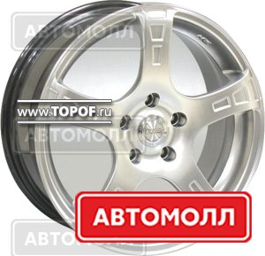Колесные диски Racing Wheels (RW) Classic H406 изображение #1