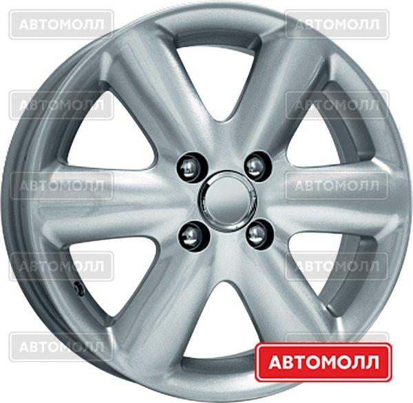Колесные диски Replica КиК Nissan Note изображение #1