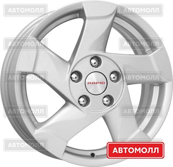 Колесные диски Replica КиК Renault Duster изображение #1