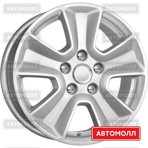 Колесные диски Replica КиК Renault Duster (КС672) изображение #1